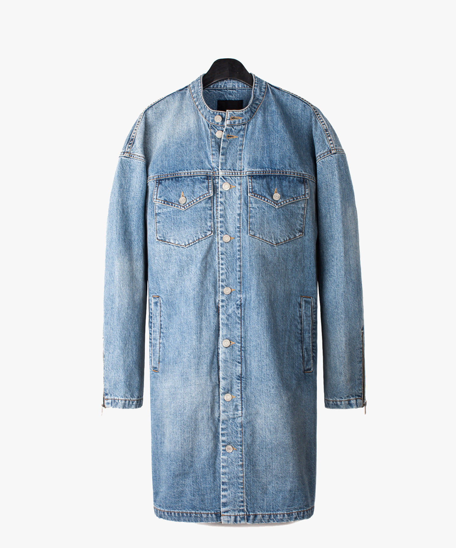 DENIM SHIELD - LIGHT BLUE