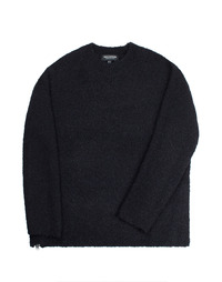 Supple Knit Black / Semiover
