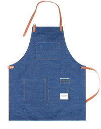 Selvedge Apron / Blue