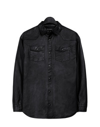 Western Carbon Shirts Black / Semiover