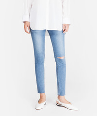 [W]Powder Blue / NewSkinny