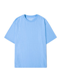 Basic Shot Sleeve Blue / Semiover
